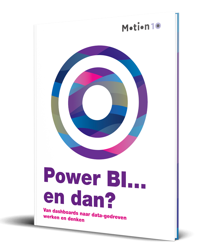De volgende stap met Power BI data-gedreven